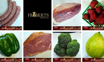 New Vendor! Fraberts Fresh Food