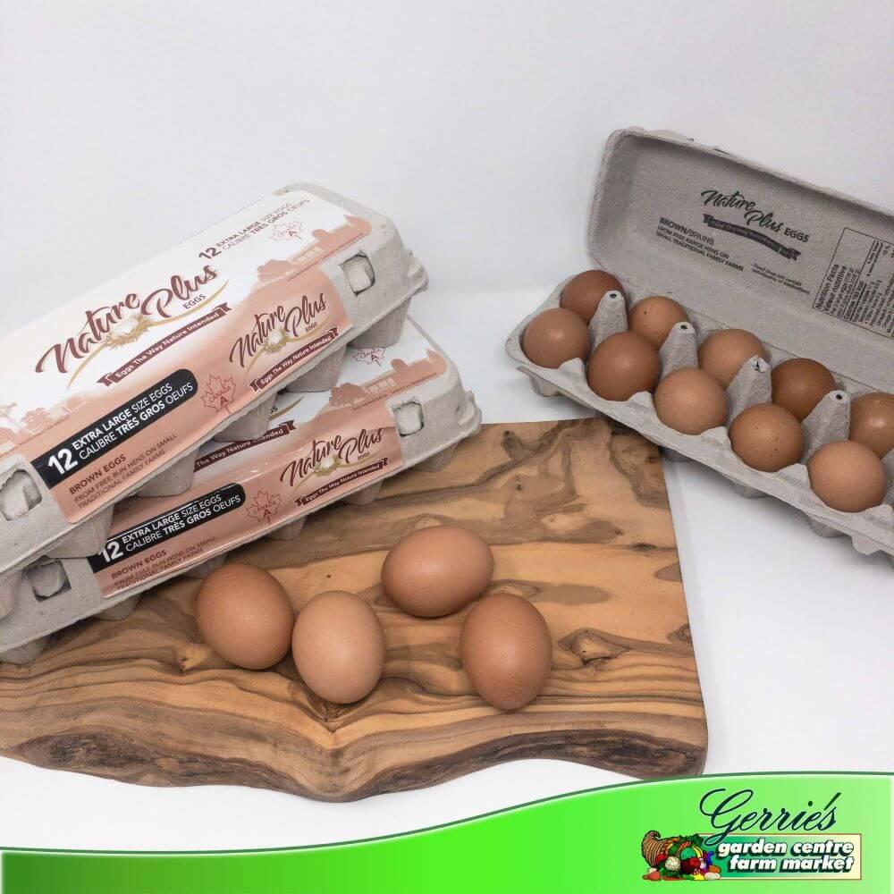 Nature Plus Eggs
