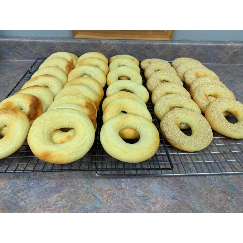 Bagels 6 Pack by Bakin' Us Keto