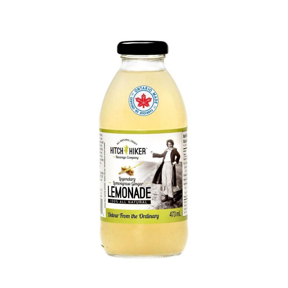 Legendary Lemongrass Ginger