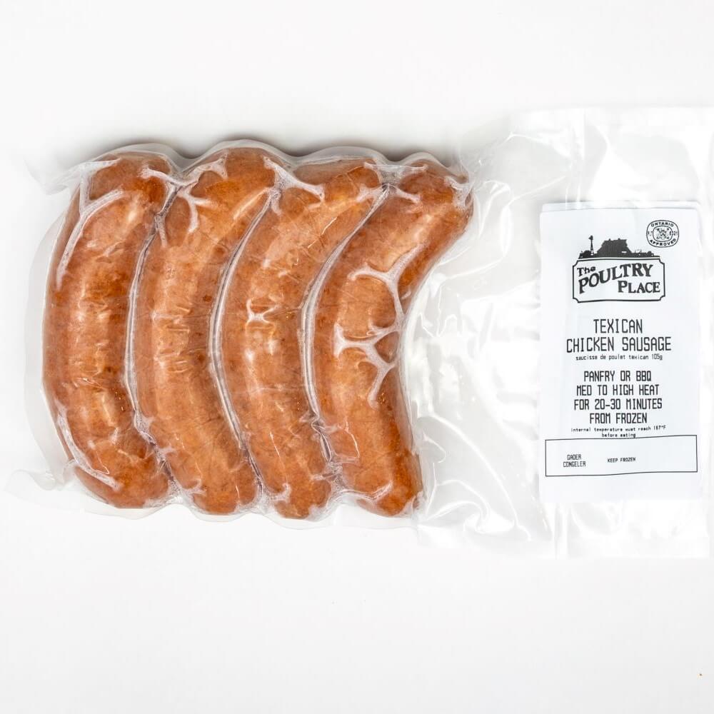 Chicken Sausage - Texican