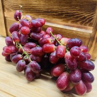 Red & Green Grapes (Per Kg)