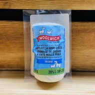Woolwich - Soft Fresh Goat Cheese, Original Flavour (113g)