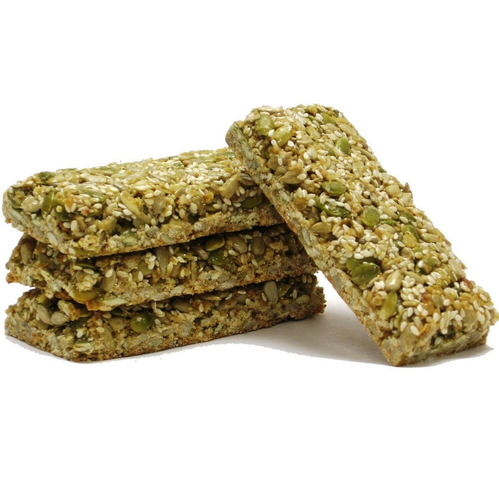 Wheat Free Seed Bar - 4/pkg