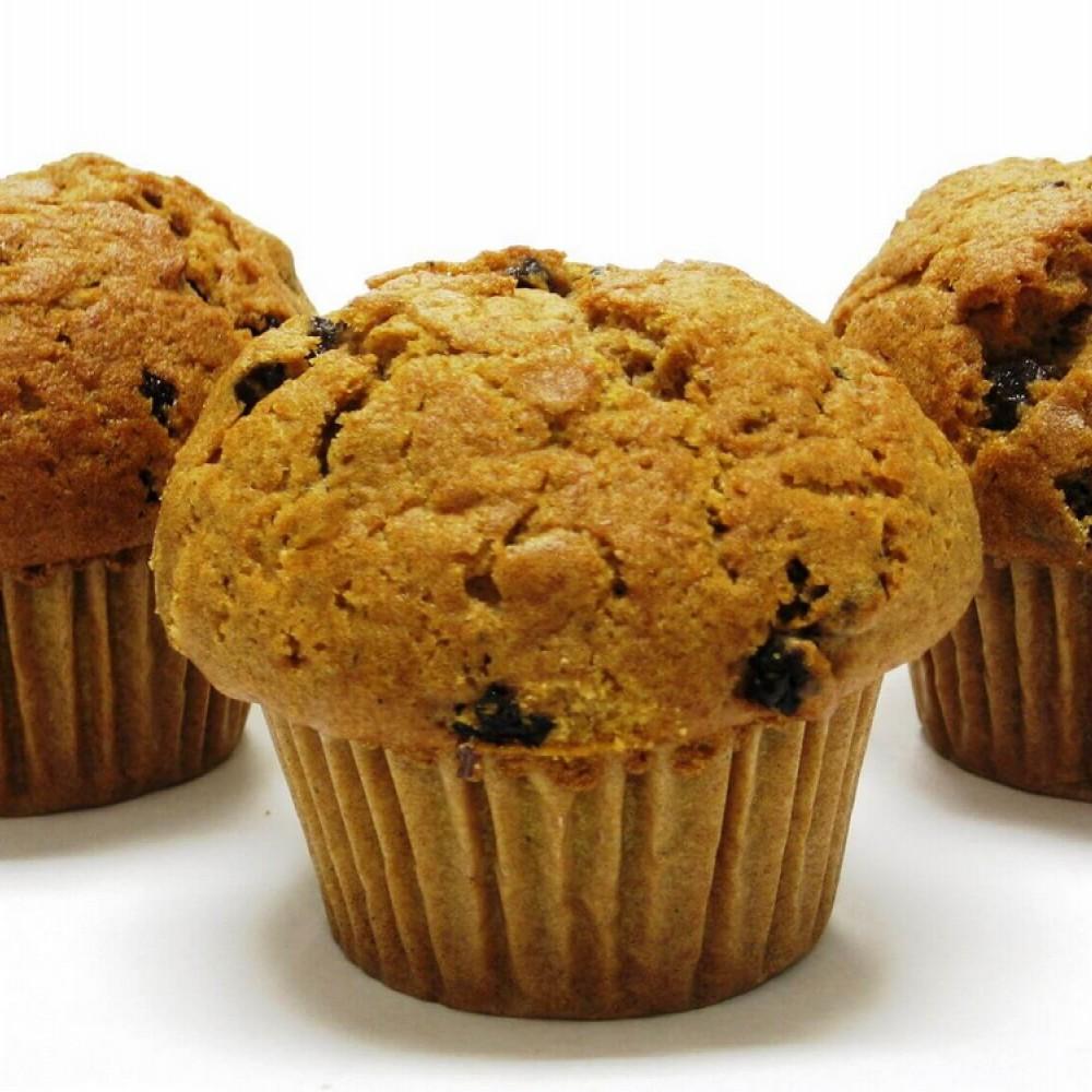 Wheat Free Pumpkin Spice Muffin - 6/pkg