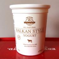 4.8% All Natural Balkan Style Yogurt