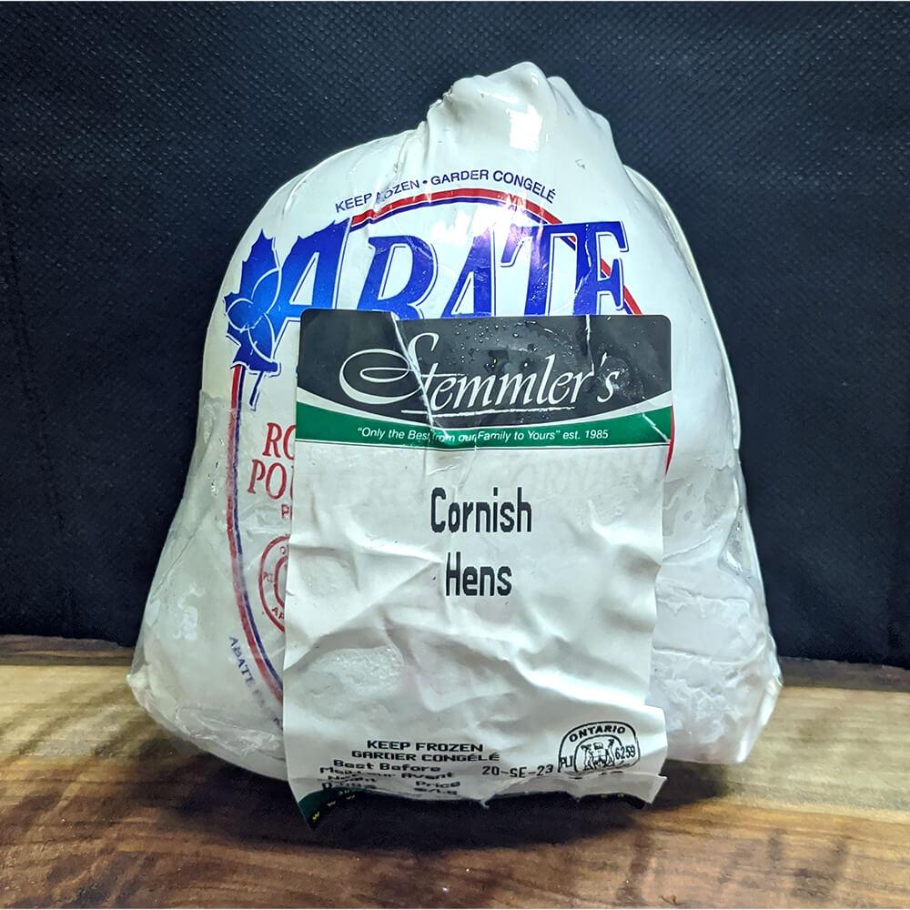 Cornish Hens (Price per Piece)