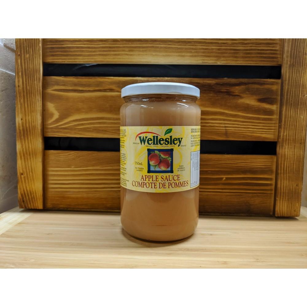 Apple Sauce (750ml)