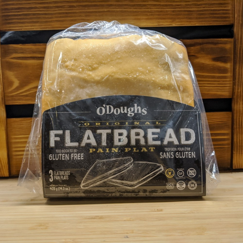 Flatbread Pain Plat (405g)