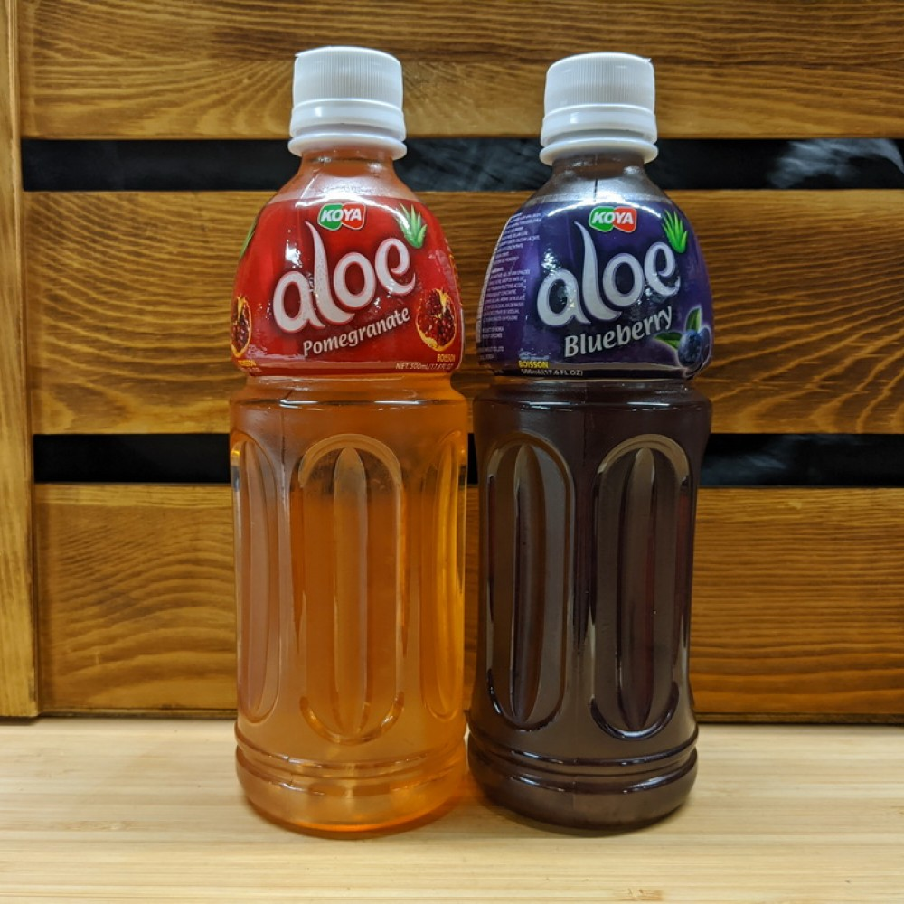 Aloe Juice (500ml)