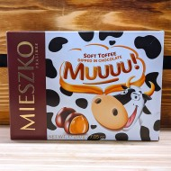 Mieszko - Soft Toffee Dipped in Chocolate (200g)