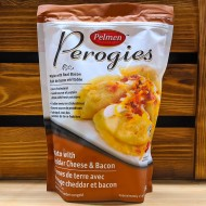 Perogies (Potato with Cheddar Cheese & Bacon) (625g)