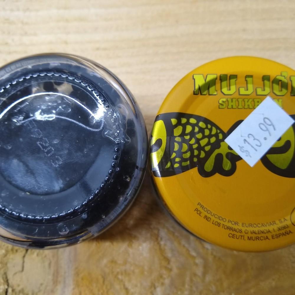 herring caviar, spanish