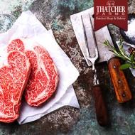 Ribeye Beef Steaks (5lb Box)