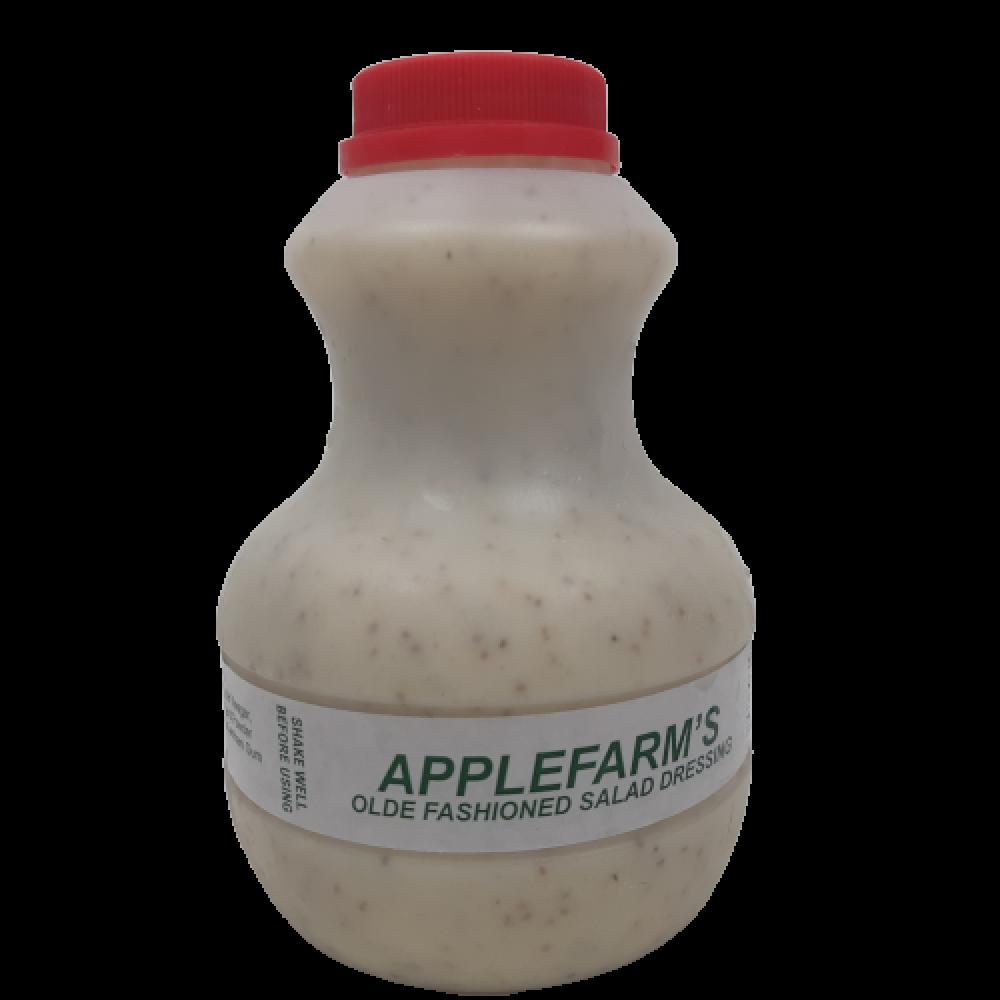 Apple Cider Vinegar Salad Dressing