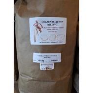 Organic Stone Ground Whole Wheat Flour 10 Kg.