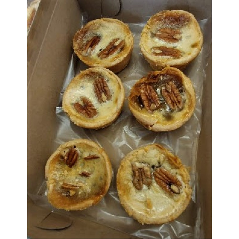 Homemade  Pecan Butter Tarts