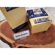 Fresh Cut Swiss Gruyere Cheese (per 1/2 lb.)
