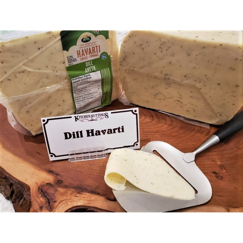 Fresh Cut Dill Havarti
