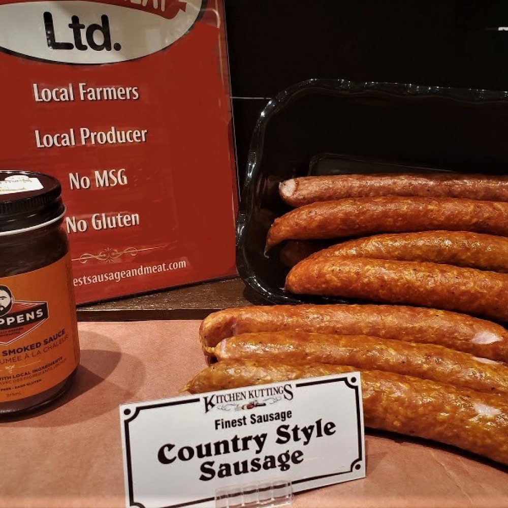Country Style Sausages (per lb.)