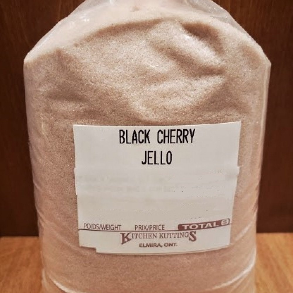 Black Cherry Jello