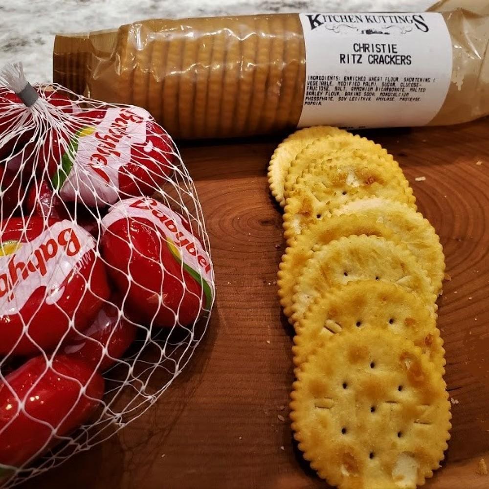 Christie's Ritz Crackers