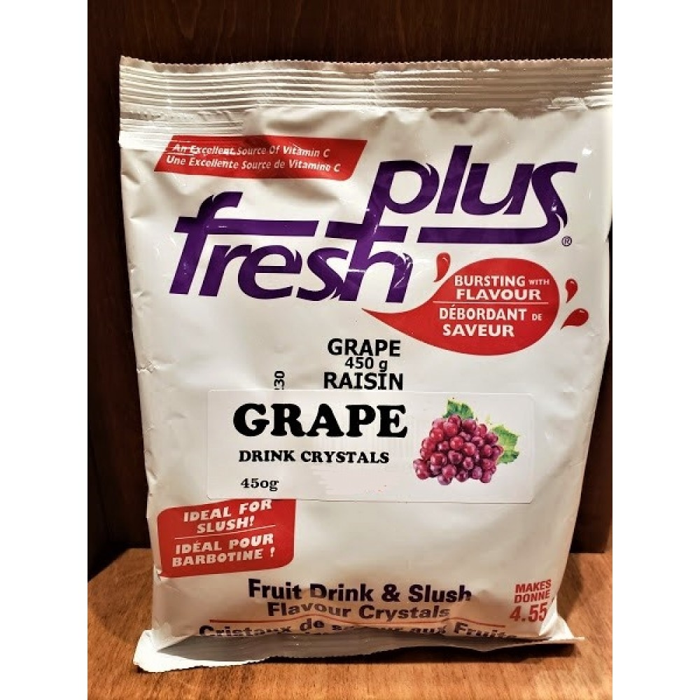Grape Drink Crystals