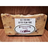 """""""Old Fashioned"""" Butter Pecan Fudge"""