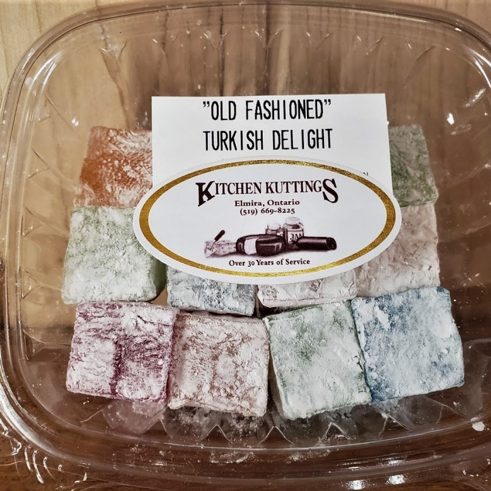"""""""Old Fashioned"""" Turkish Delight"""