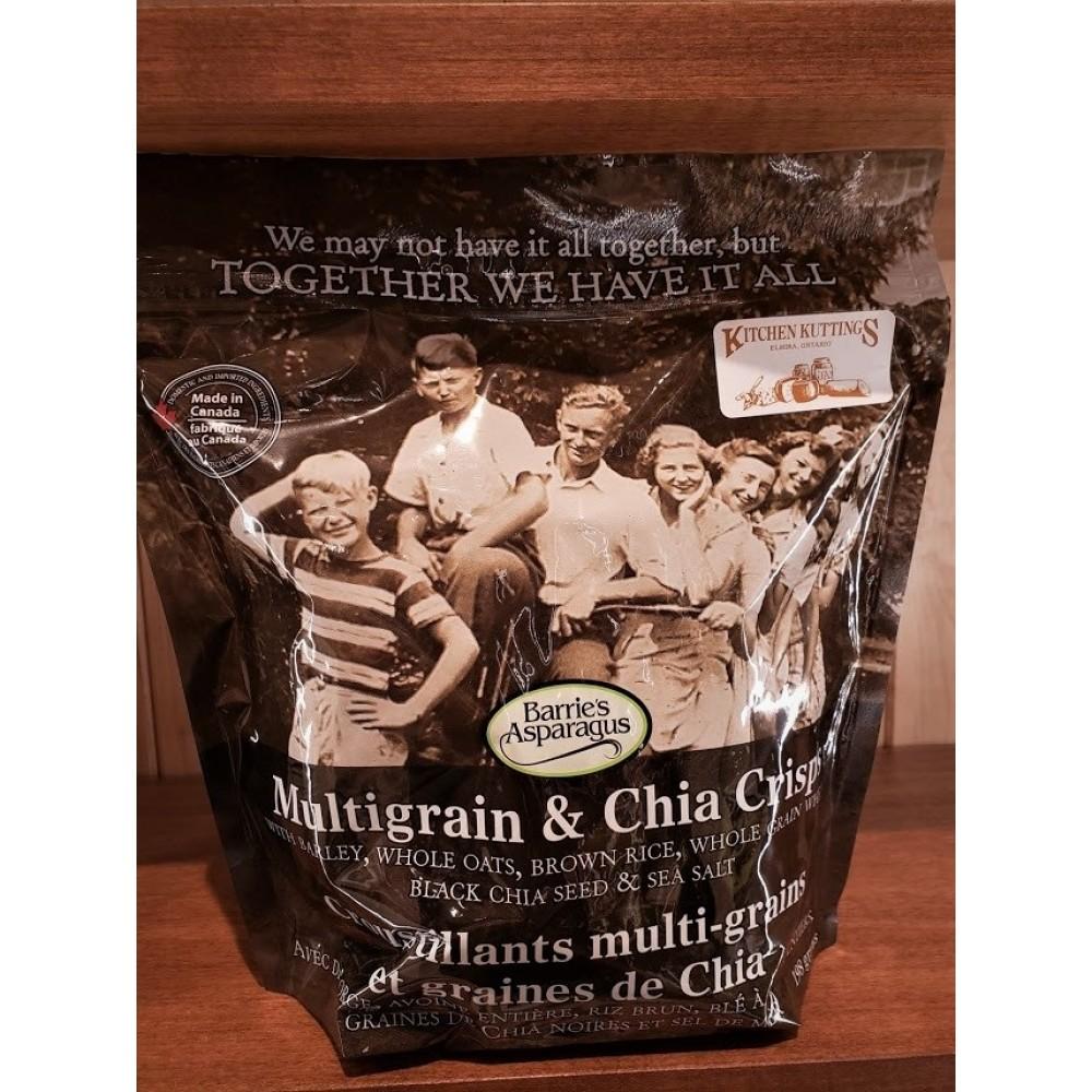 Multi Grain and Chia Crisps