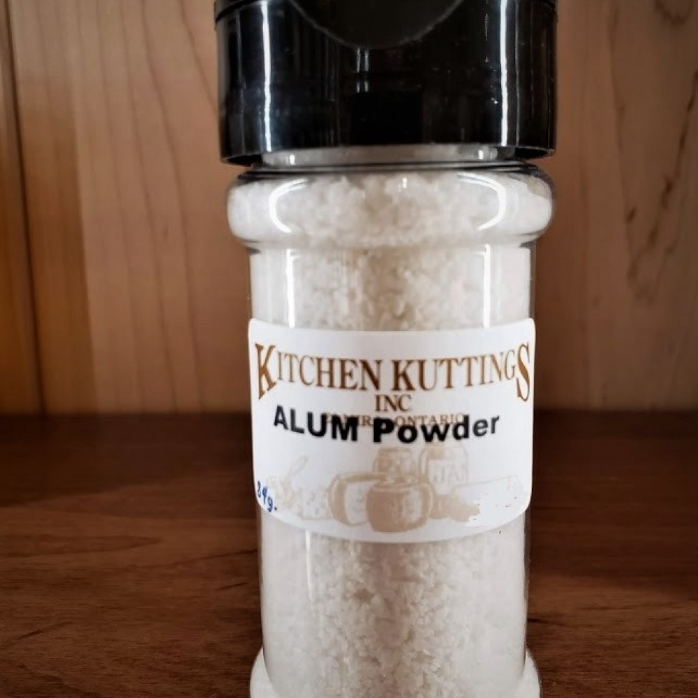 Alum Powder 84 g.