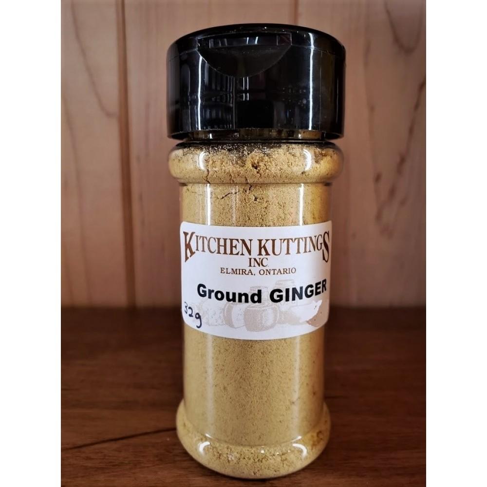 Ground Ginger 32g.