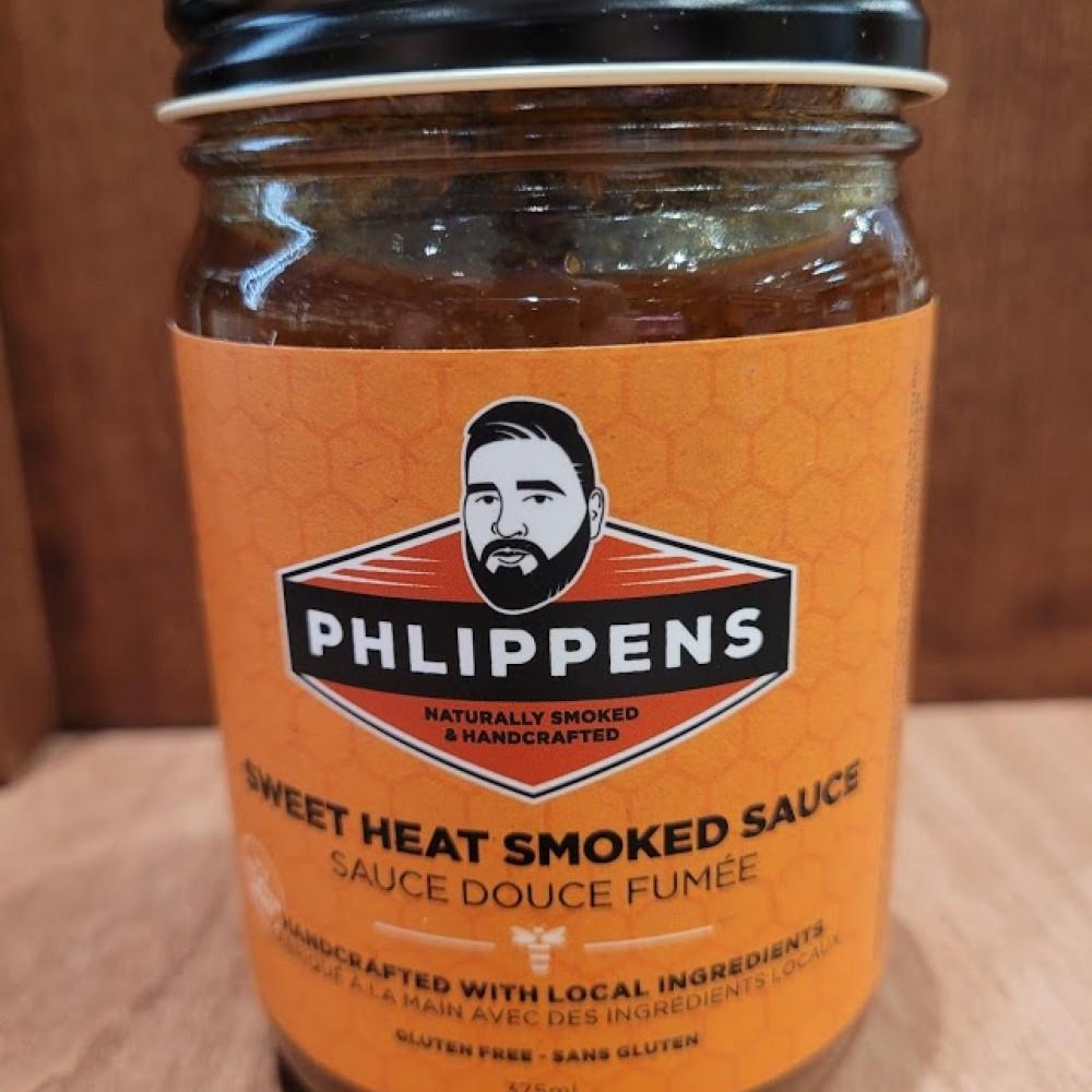 Sweet Heat Smoked Sauce