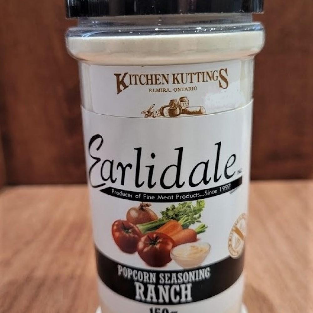 Ranch Popcorn Seasoning  (Gluten Free)