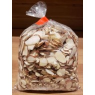 Unblanched Raw Almond Slices