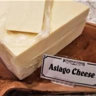 Fresh Cut Asiago Cheese (per 1/2 lb.)