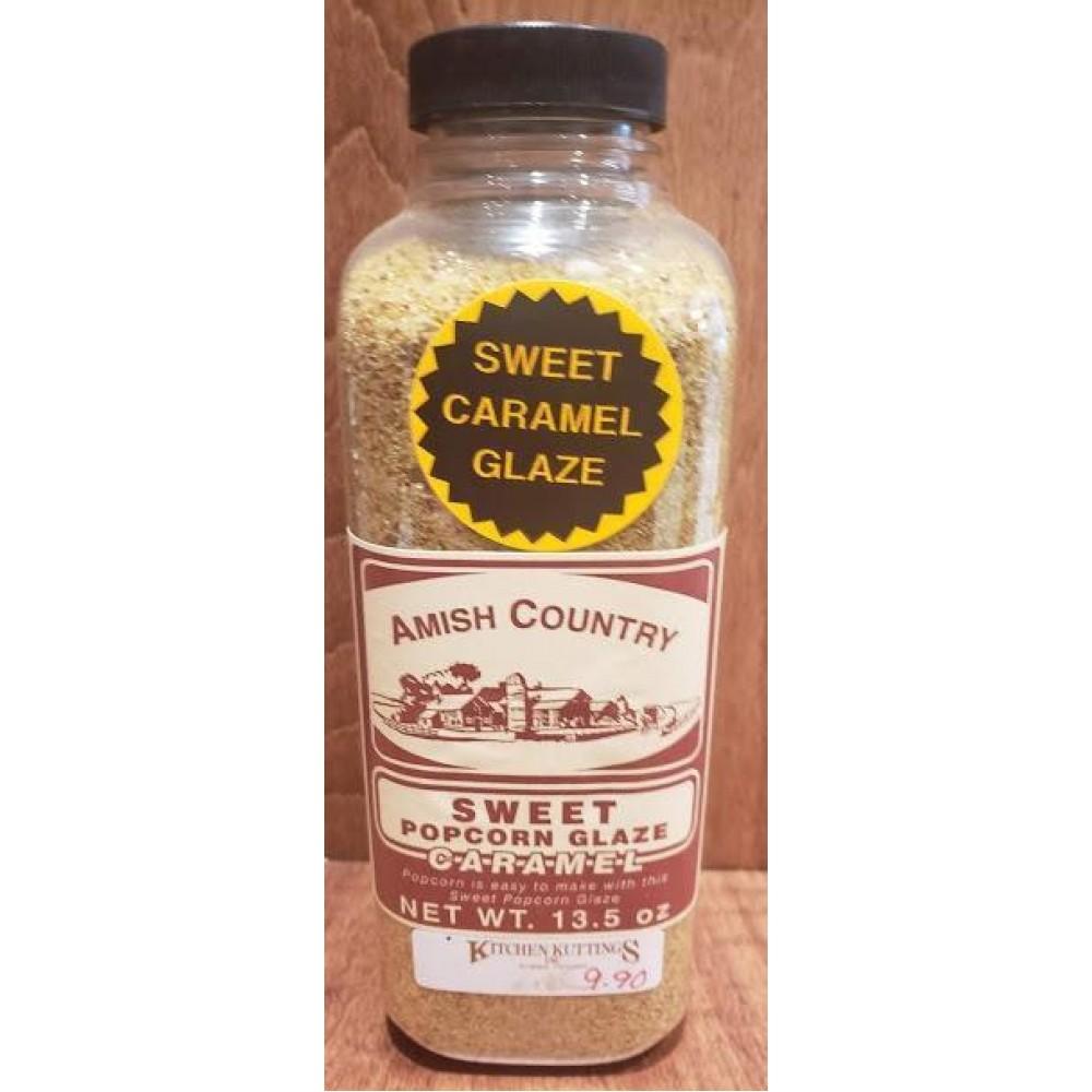 Amish Country Sweet Caramel Glaze