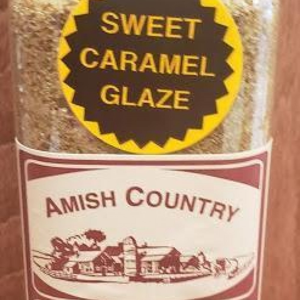 Amish Country Sweet Caramel Glaze