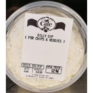 Homemade Dilly Dip
