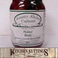 Local Homemade Pickled Beets