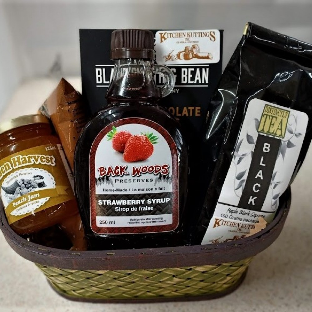 """Basket #5 """"Just for You"""""""