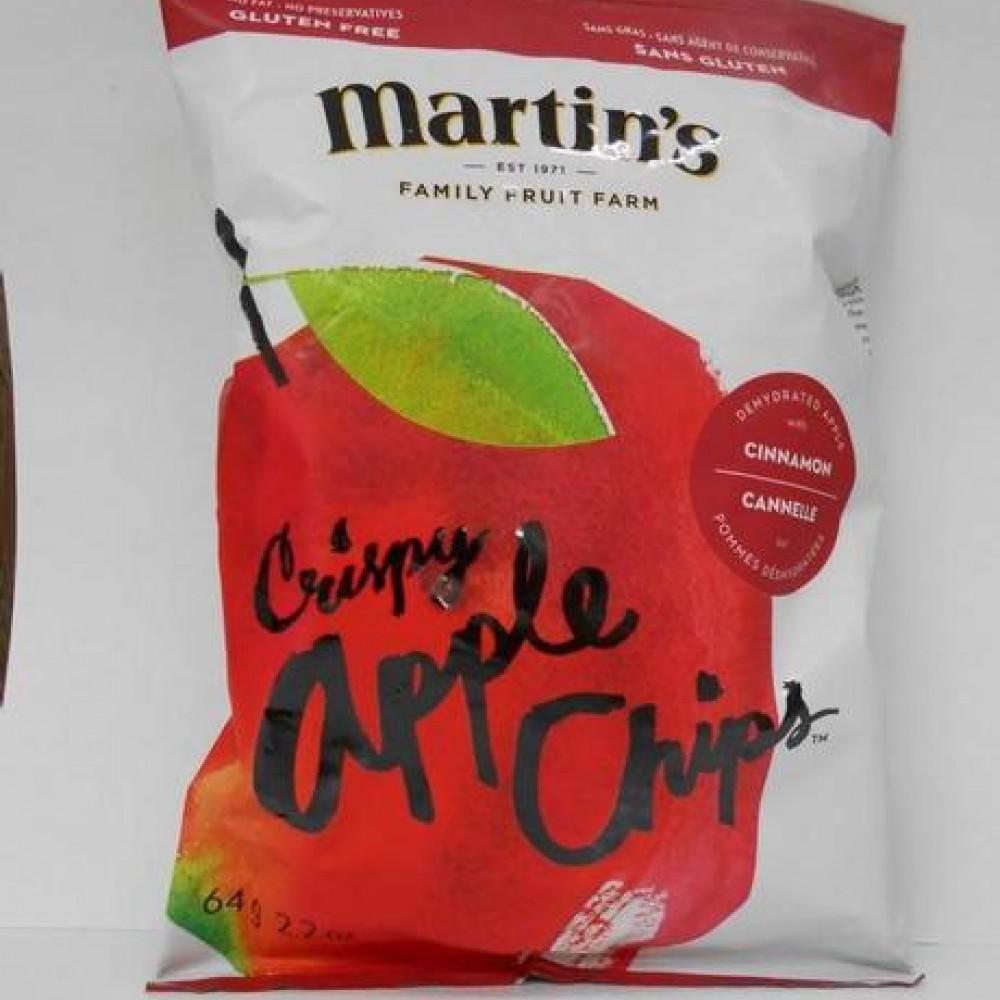 Cinnamon Apple Chips made in Elmira!