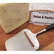 Fresh Cut Onion and Parsley Cheese (per 1/2 lb.)