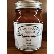 Local Homemade Steak Sauce