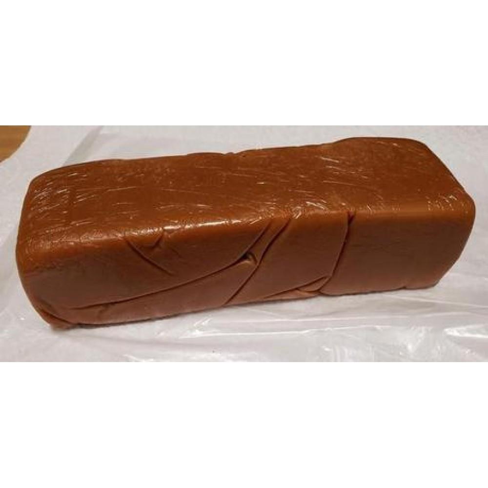 Merckens Vanilla Caramel Block