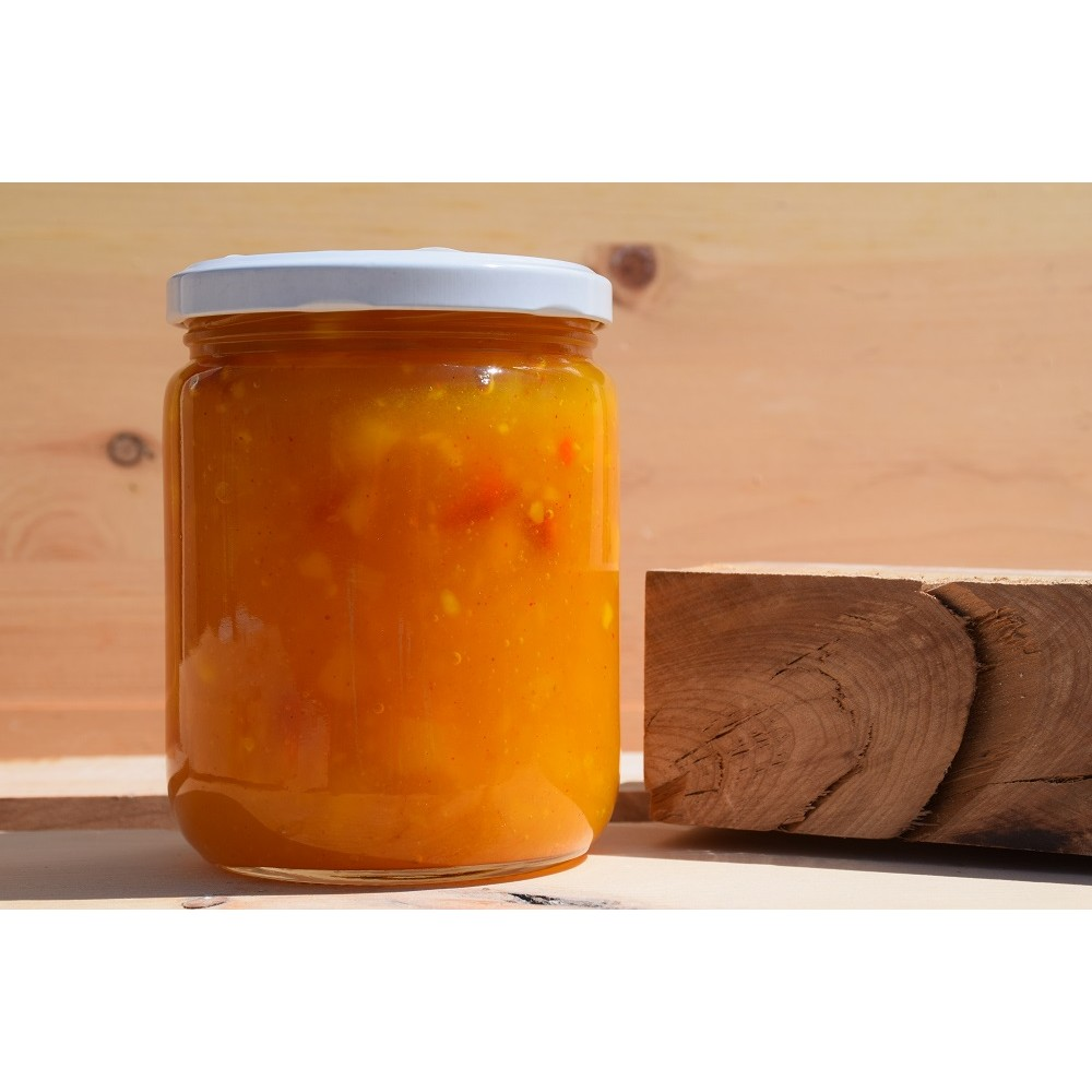 Garlic Mango Chutney