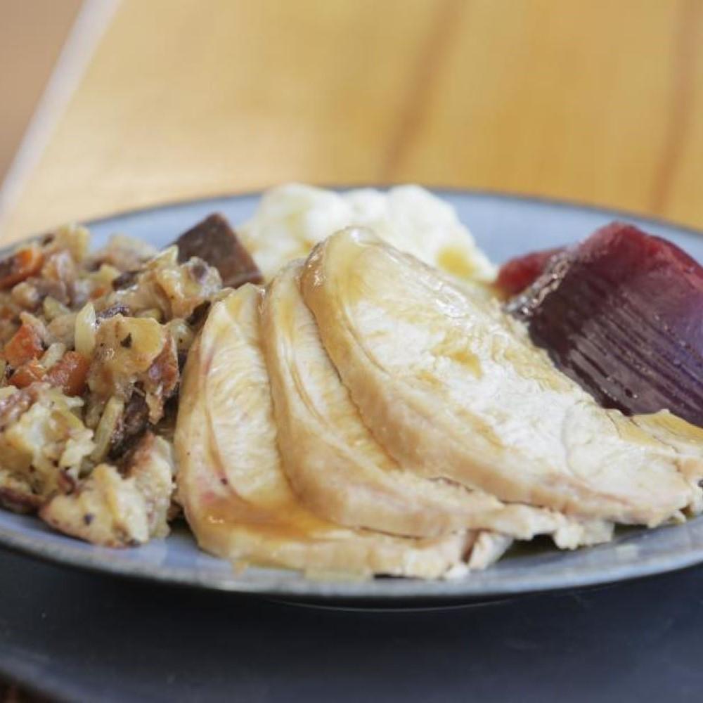 Thanksgiving Dinner for 2