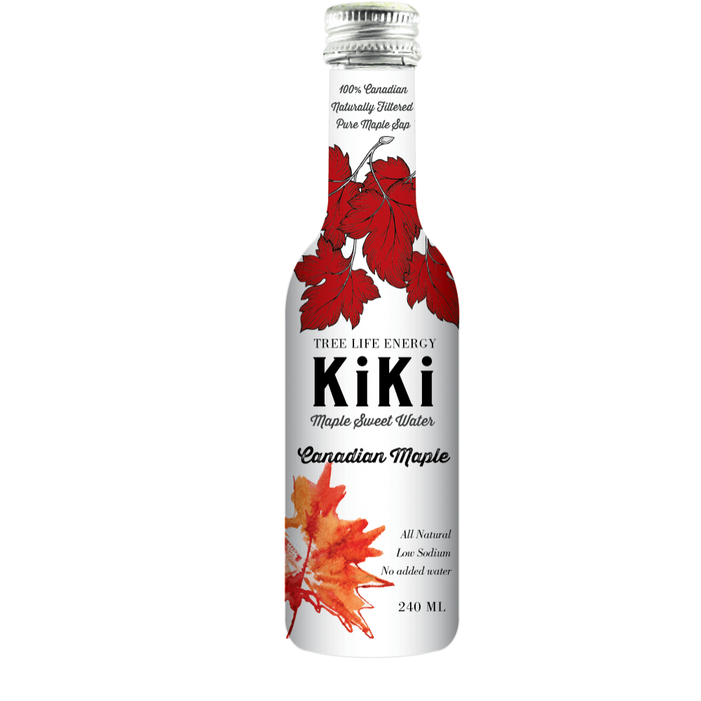KiKi Maple Water - Simply Maple