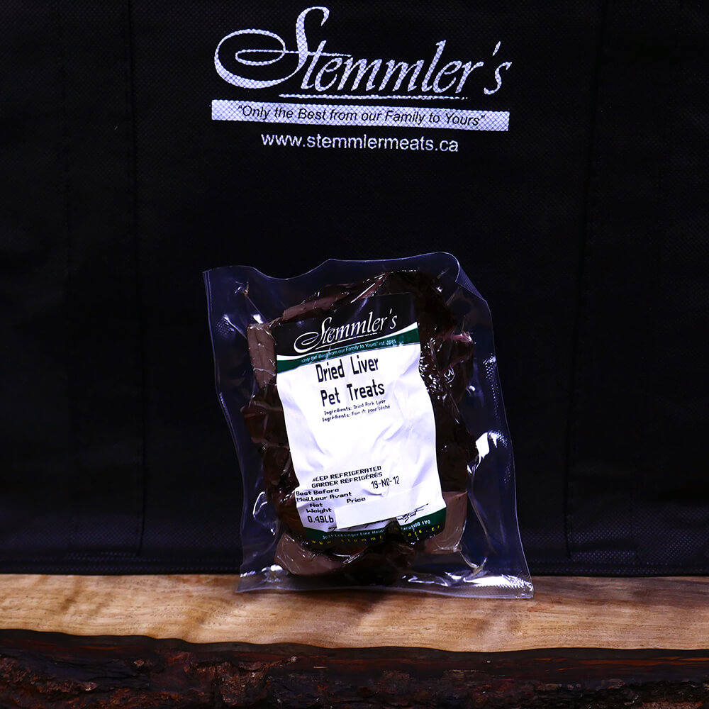 Dried Liver - Pet Treats