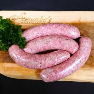 Sausage - Garlic (fresh)